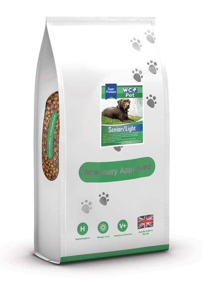 WCF Super Premium Senior Light Dog Food