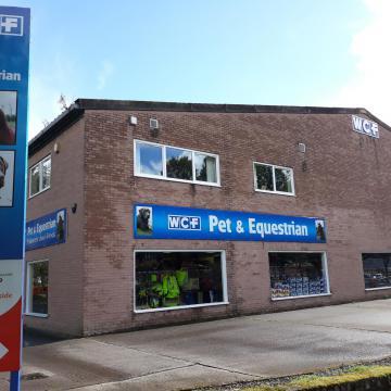 WCF Pet & Equestrian Store – Carlisle | WCF Carlisle