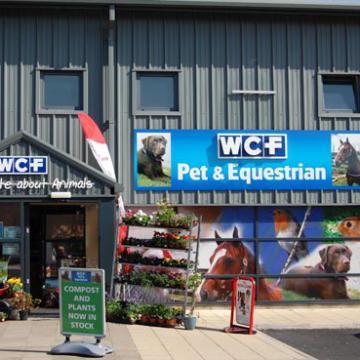 WCF Pet & Equestrian Store – Ulverston | WCF Ulverston