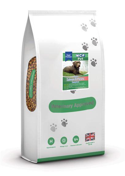 foods for dogs with sensitive stomachs UK WCF Super Premium Sensitive Dog Food